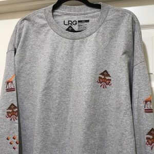 New LRD Long Sleeves Tee Size 2XL